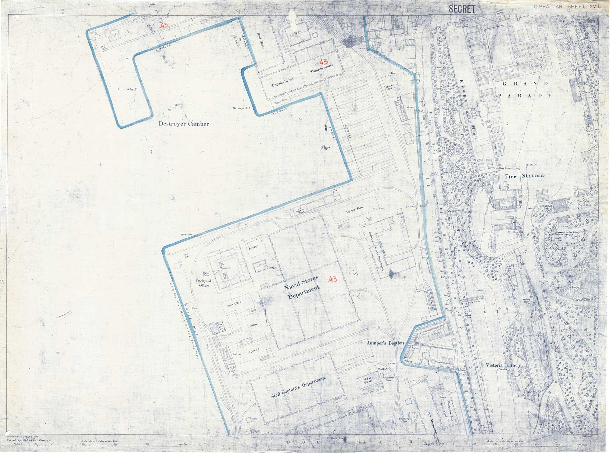 Map-22-OS-sheet-17-HM-Naval-Base-and-Grand-Parade-1945